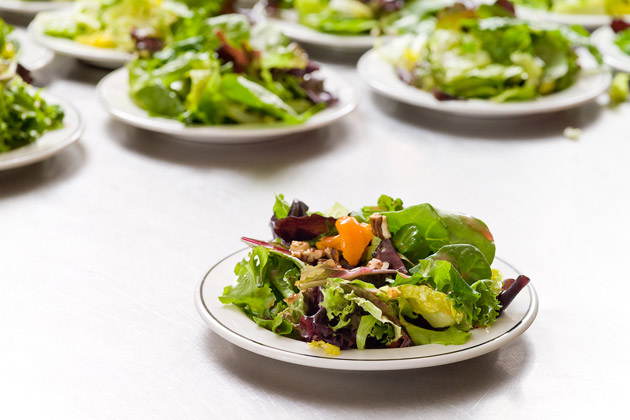 Image of salads